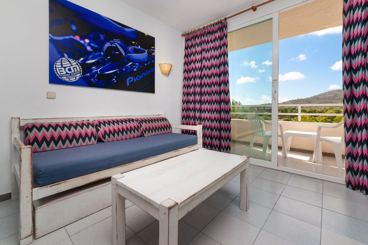 Standard apartment club b by bh mallorca magaluf